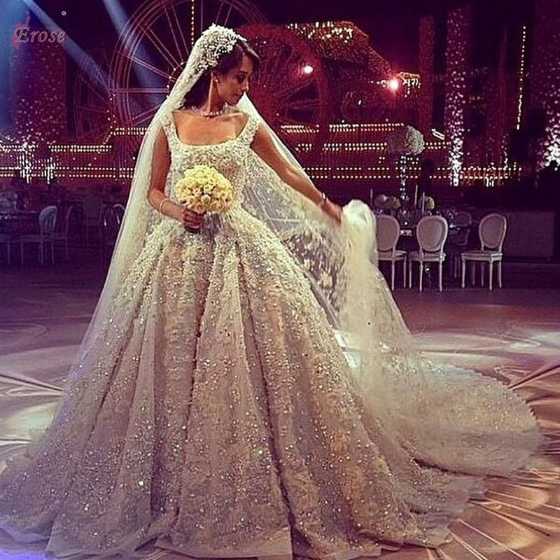 Aliexpress.com : Buy 2015 Royal Vintage Luxury Wedding Dresses With ...