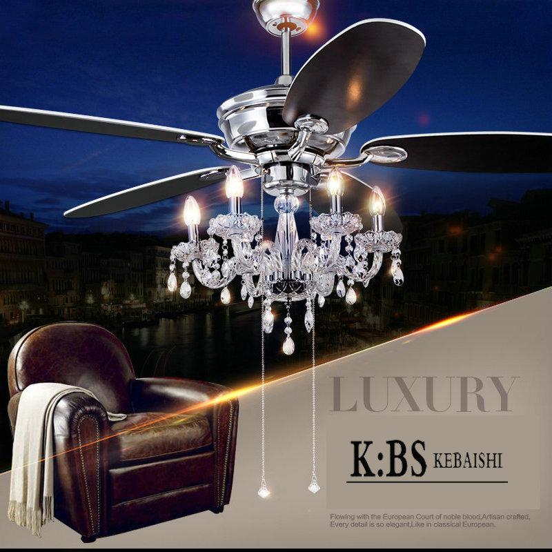 Online Buy Wholesale Ceiling Fan Crystal Chandelier From