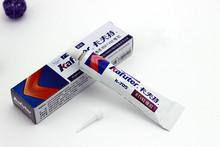 K-705 silicone sealant silicone rubber electron transparent silicone glue(China (Mainland))