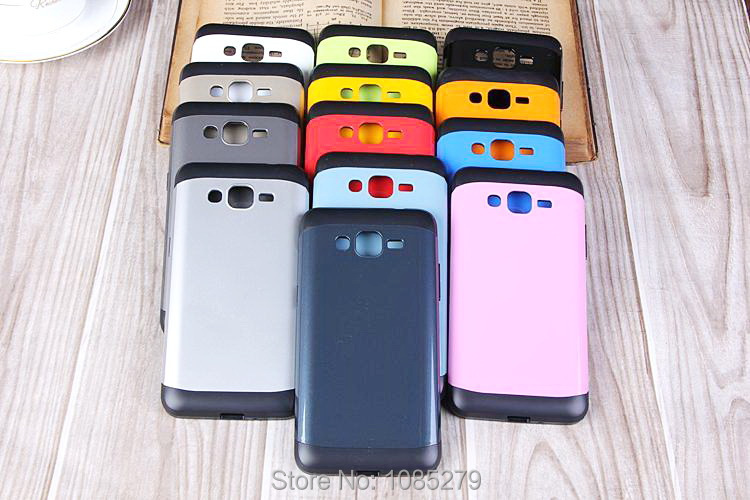 Neo Hybrid Slim Armor Back Cover Case GALAXY Grand Prime G530 Double Tough Phone Samsung - Tadpoles Electronic Co., Ltd. store