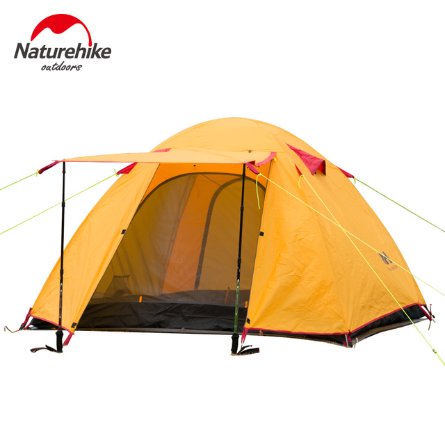 Camping Tent 3 Person Double Layer