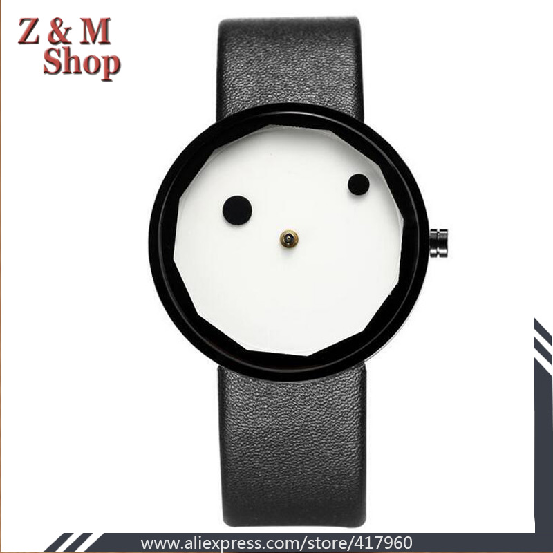 Z&M Watch Creative Nava Design Minimalist Watch Men And Women Slim Quartz Casual Wristwatch Business Japan Movt Non Brand Watch(China (Mainland))