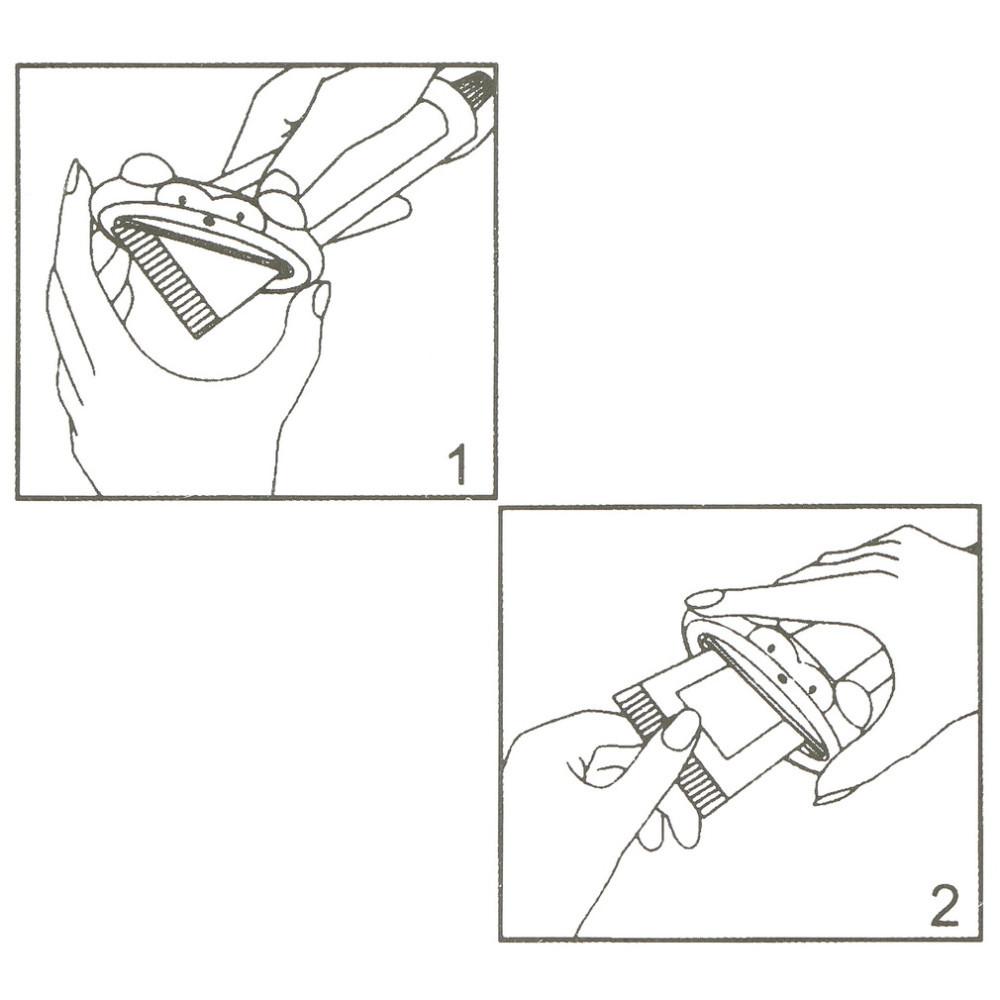 1шт зубная паста трубки мультфильм лягушка/животное соковыжималка легко выжать зубная паста распределитель держатель рулона