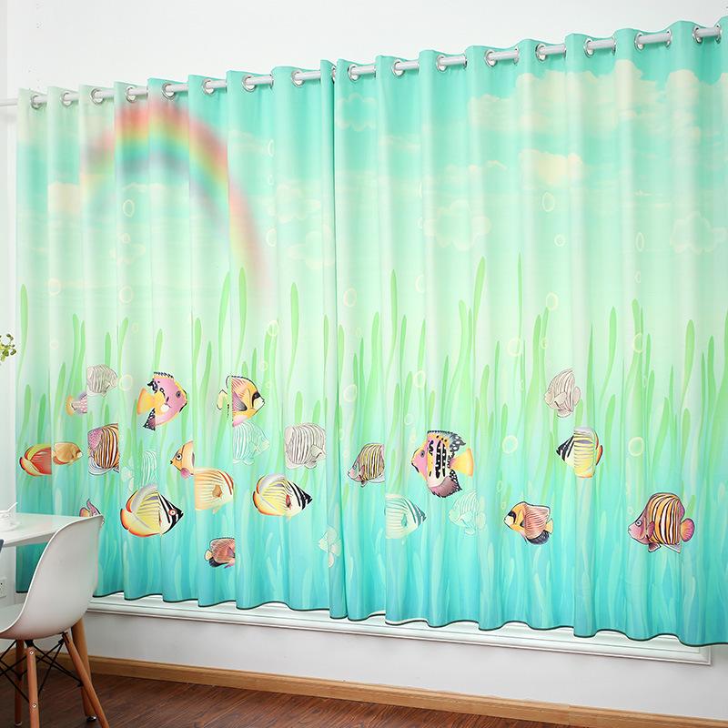 poissons tropicaux rideaux achetez des lots petit prix poissons tropicaux rideaux en. Black Bedroom Furniture Sets. Home Design Ideas