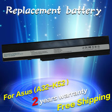 Battery For ASUS X52D X52DE X52DR X52F X52J X52JB X52JC X52JE X52JG X52JK X52JR X52N A32-K52 A32-K42