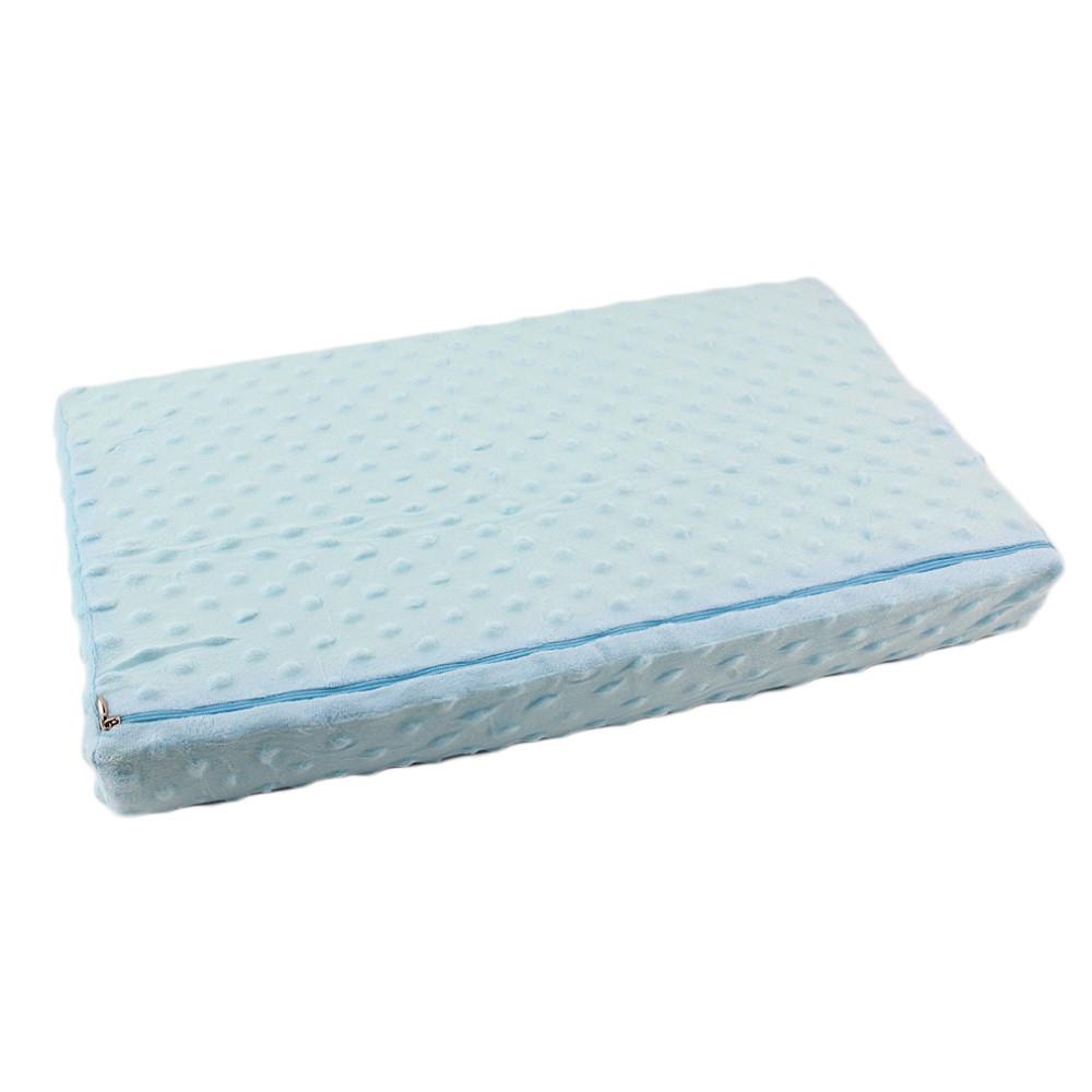 Memory Foam Sleep Heathly Pillow Bed Comfort Travel U 28