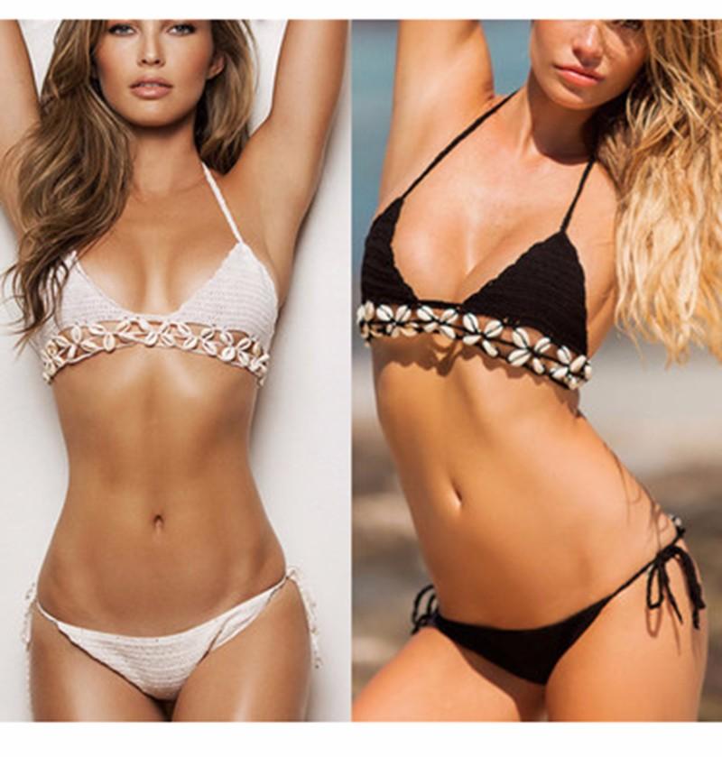 2015-new-fashion-beach-crochet-swimwear-sexy-bikini-Knitting-Seashells-biquini-crochet-bikini-set-K