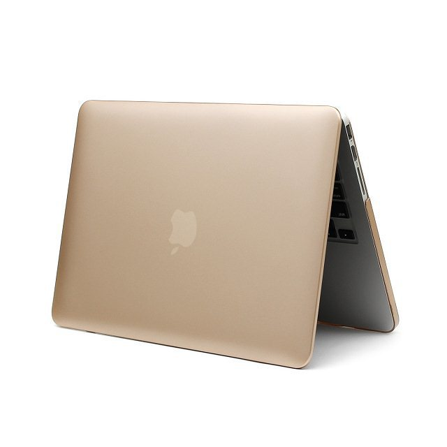 2015 golden shell case for macbook air 11 13 inch cover. Black Bedroom Furniture Sets. Home Design Ideas