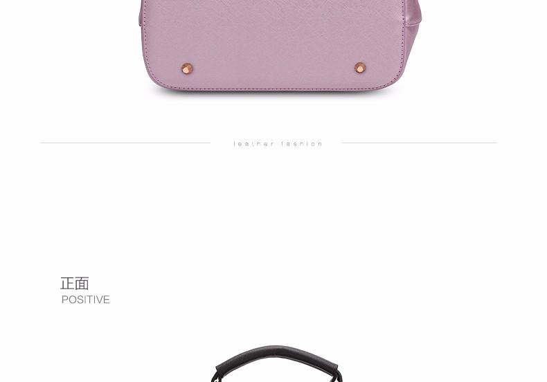 Adorable Rabbit Ears Fashion Sequin Women Handbag Lovely Designer Shoulder Bag Ladies Black Pink PU Leather Doctor Bag