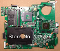 Brand new+Free shipping CN-0MWXPK MWXPK Laptop Motherboard for dell inspiron N5110 Nvidia GT525M graphics DDR3 suppy core i7