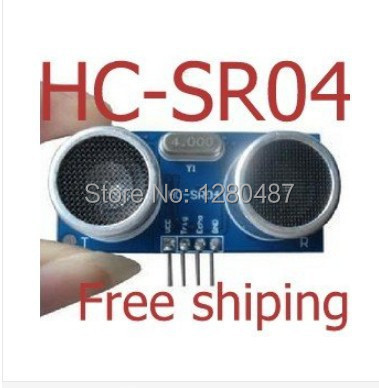 Free shipping 1pcs Ultrasonic Module HC SR04 Distance Measuring Transducer Sensor for Arduino Samples Best prices