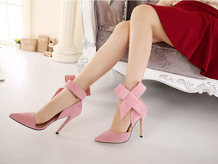 2016 New Arrivals fashion pumps high heels pumps shoes woman Sexy botwie high heels women shoes