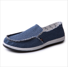 Free Shipping 2016 Old Beijing Cloth Shoes Men's Flat Shoes Platform Canvas Shoes Beggar Male Loafers Casual Shoes 2016