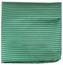 SNT0097 Men s Formal Suit Ties Business Casual Tie Striped Green Necktie Gift Set Tie Hanky