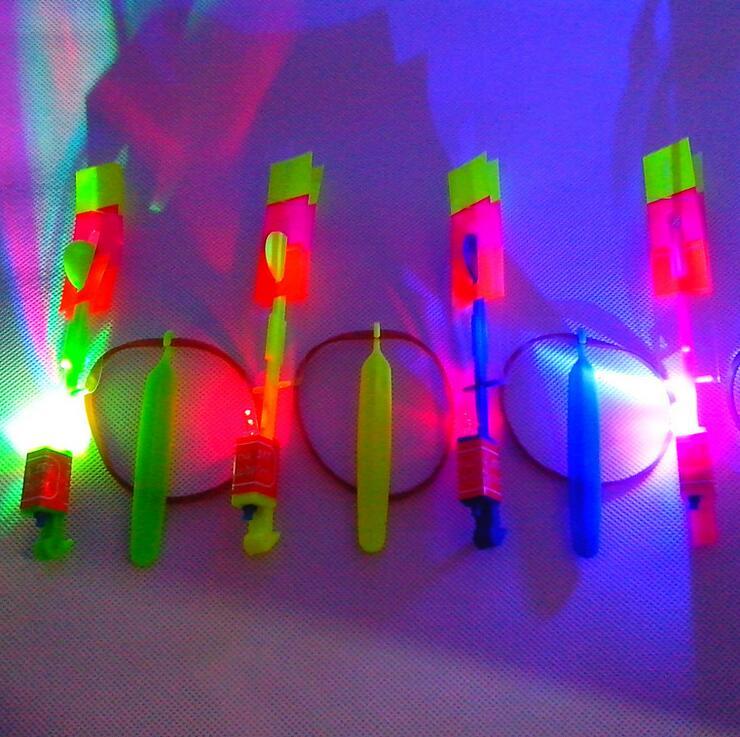 Игрушки на светодиодах всё  видео