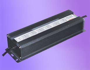 waterproof LED Constant current driver for led street lights;AC110V/220V input;80V/320mA*3 channels/ 3*24*1W output;P/N:AT1750