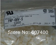 Buy PAP-08V-S CONN HOUSING PA 8POS 2MM WHITE housings JST Connectors terminals housings 100% new original parts for $160.00 in AliExpress store