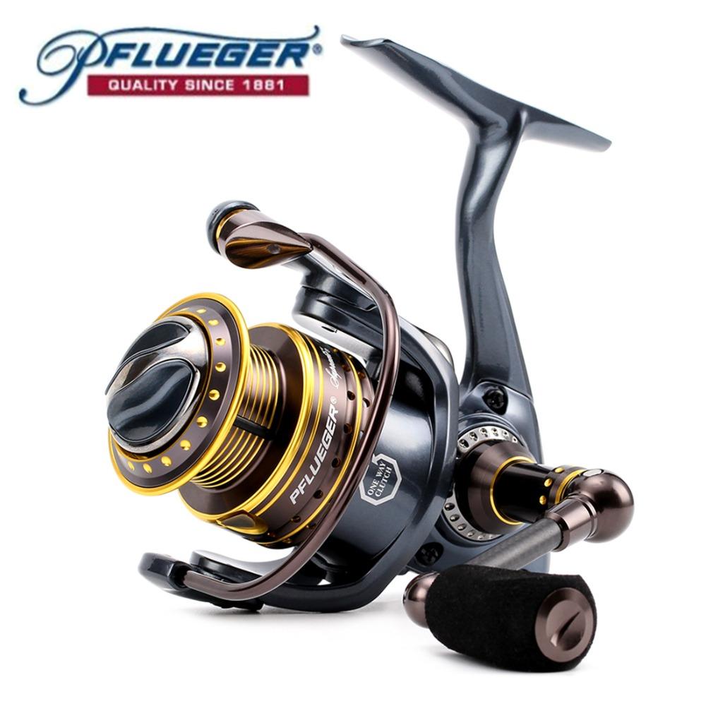Buy pflueger brand 9225xt 9230xt for Fishing reel brands