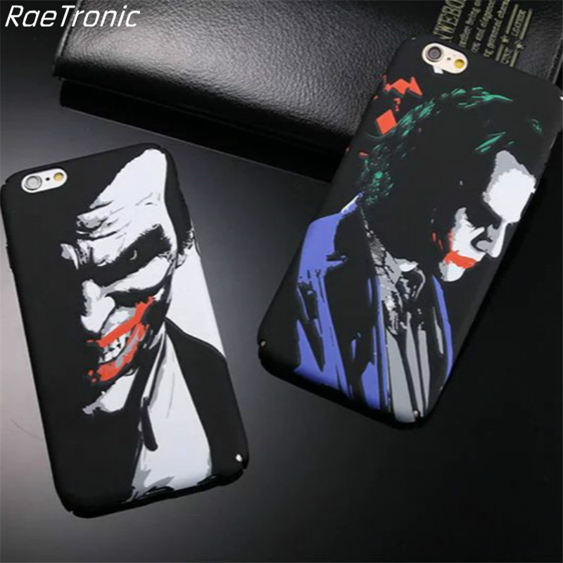 RaeTronic for Fundas iPhone 6s Silicone Mobile Phone Cases Night Lights Cover for Fundas Para iPhone6s Plus 7 Suicide Squad 232S(China (Mainland))
