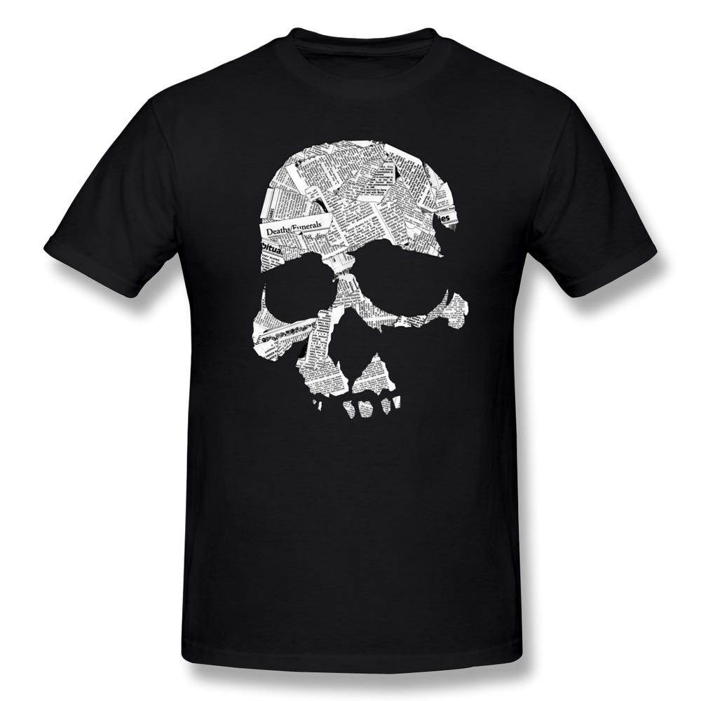 Funny New Coming No News is Good News men t shirt 100 % Cotton Casual Man t shirt(China (Mainland))
