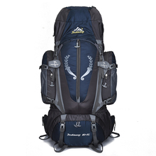 Buy 80+5L Outdoor Backpack Unisex Travel Multi-purpose climbing backpacks Hiking big capacity Rucksacks camping sports bags for $54.00 in AliExpress store