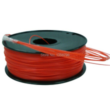 red color Makerbot/reprap/mendel/UP 3D printer filaments HIPS 1.75mm/3mm 1kg(2.2lb)