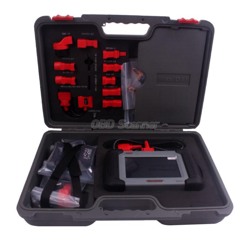 english site Diagnostic Tools Orignal Autel Maxidas DS708 Update Online Autel DS708 Auto Diagnostic Scanner(China (Mainland))