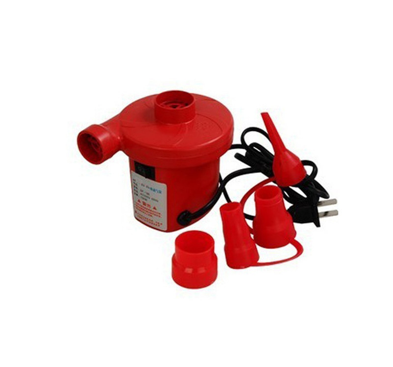 220V AC Electric Air Pump Inflate Deflate for Air Bed Car Boat Compression Mattress Toy Tool Free Shipping Wholesale(China (Mainland)