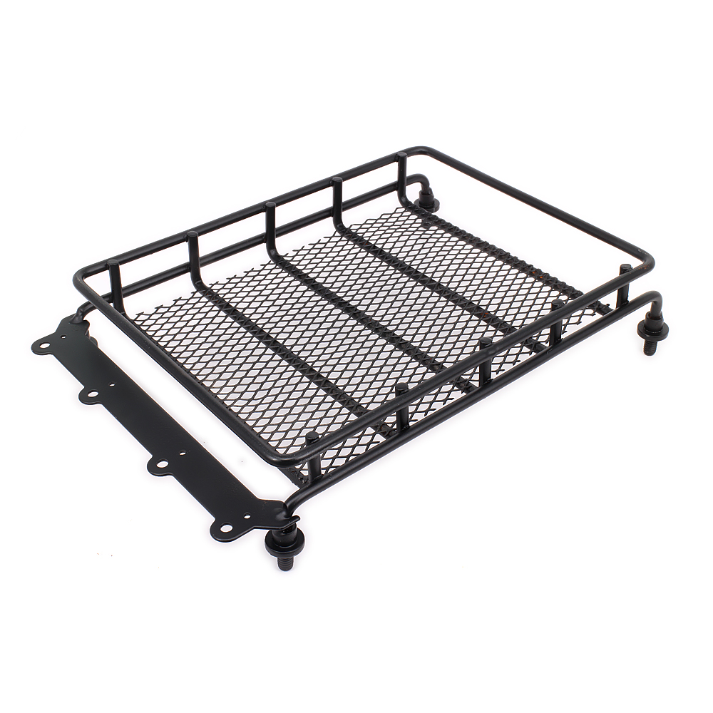 RC 1/10 Roof Luggage Rack Crawler Short CourseMonster Truck ShellCover HSP Axial SCX10 Tamiya CC01 AX10 D90 Jeep WranglerCruiser(China (Mainland))