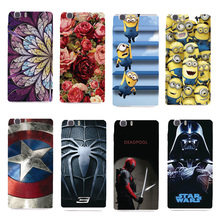 20 Patterns Beautiful Flowers DIY Fashion Hard Printing Case Phone Case For Lenovo A828T Cover Protector Shell