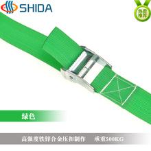 New arrival 2pcs/lot 5cm*4.5M 500KG transportation ratchet tie down cargo lashing cargo belt ratchet strap Free Shipping(China (Mainland))