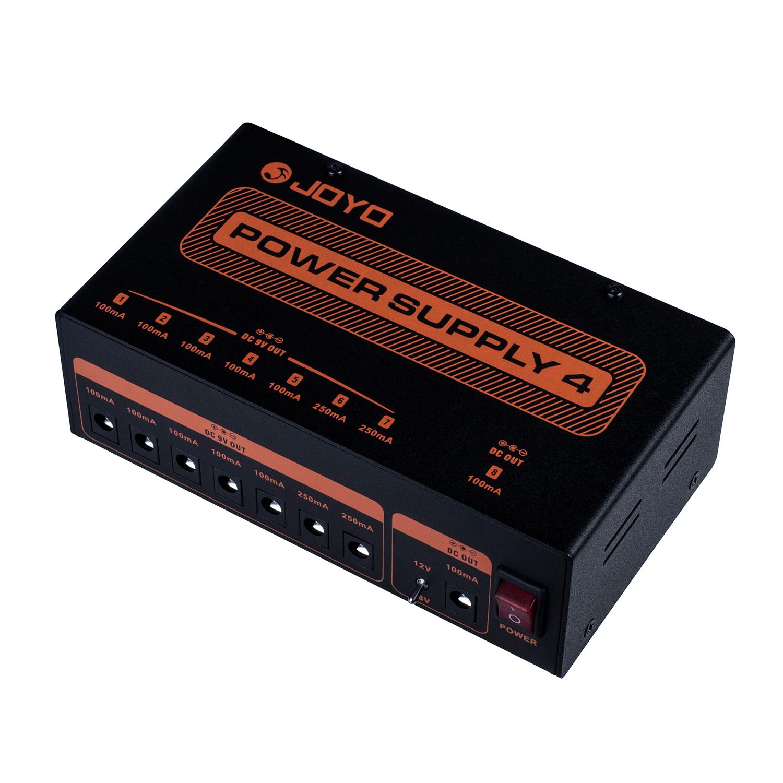 JOYO JP-04 Guitar Effects Pedal Power Supply