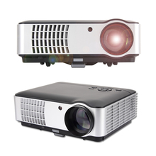 Rigal RD-806 Full HD 1080p Business & Education,Home LED Theater Projector come with HDMI TV VGA AV Function(China (Mainland))