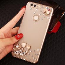 Buy New Diamond Cell Phone Shell Luxury Rhinestone Case Lenovo K6 K6 Note Phab2 Plus Vibe X3 S90 ZUK Z2 Z2 Pro A2010 K5 PLUS for $3.94 in AliExpress store
