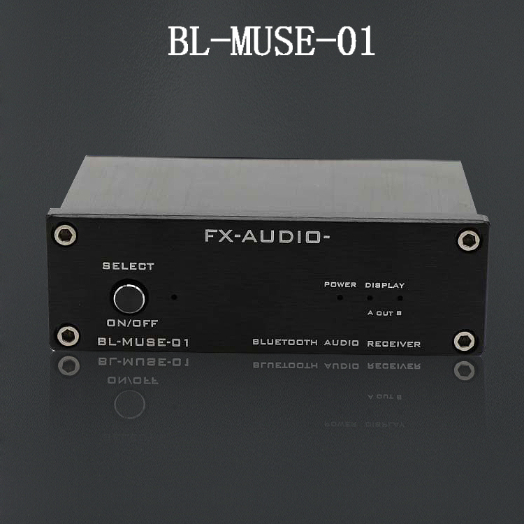 FX-AUDIO Fidelity HIFI / Lossless Bluetooth Audio Receiver fiber coaxial output can be connected to a pure digital amplifier(China (Mainland))