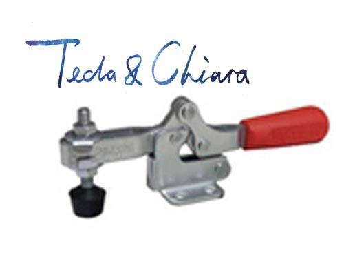 1Pc Hand Tool Quick Holding Latch Type Toggle Clamp 20752B Free shipping High Quality
