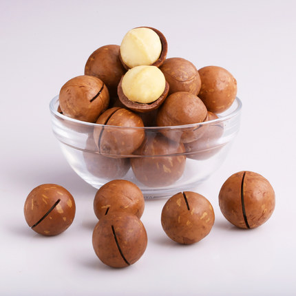 Hawaii Macadamia Nut 265g Delicious Chinese Snacks Dried Fruits Nuts Australian Dried Fruit Macadamia nut