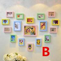 фотография фото фотография кадра стены, 8 Факультативного Мода цвет, 10 дюймов, 7-дюймовый, 5 дюймов, настенные Фоторамки для фото