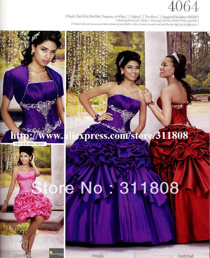 Top Sale High Quality Custom Made Fast Delivery Elegant Quinceanera Dress(China (Mainland))