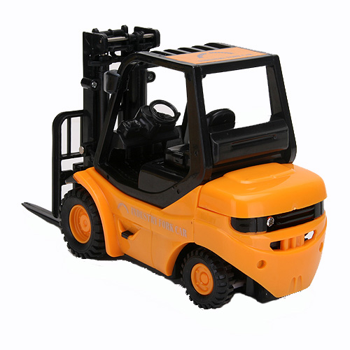 Hot 1:20 RC Forklift Radio Remote Wireless Control Mini Warehouse Truck Car Children Toys Kids ingenuite Gift Free Shipping(China (Mainland))
