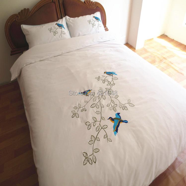 online kaufen gro handel vogel bettw sche k nigin aus china vogel bettw sche k nigin gro h ndler. Black Bedroom Furniture Sets. Home Design Ideas