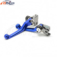Buy motorbike clutch brake lever blue dirt bike cnc foldable brake clutch levers FOR YAMAHA DT230LANZA 97 98 99 00 01 2002 2003 2004 for $26.48 in AliExpress store
