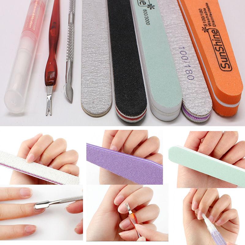 Как стерилизовать пилочки для маникюра в домашних