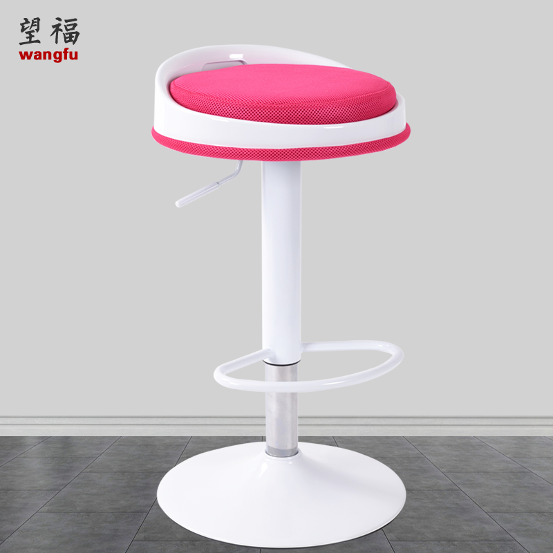 Bar chairs stools stylish simplicity Continental Lift Front tall stool bar home<br>