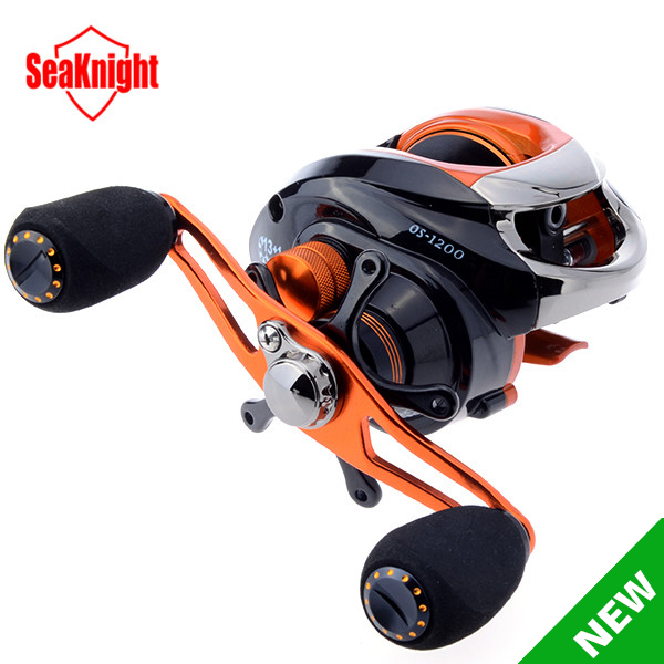 SeaKnight Brand 2015 New OS1200 175g Super Light Anti-Corrosive 14BB Fresh/Salt Water Baitcasting Fishing Reel Lure Fishing Reel(China (Mainland))