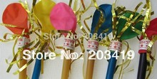 whistle colorful Latex Balloons for Birthday Wedding Party Decoration toys kid's    wholesale retail whcn(China (Mainland))