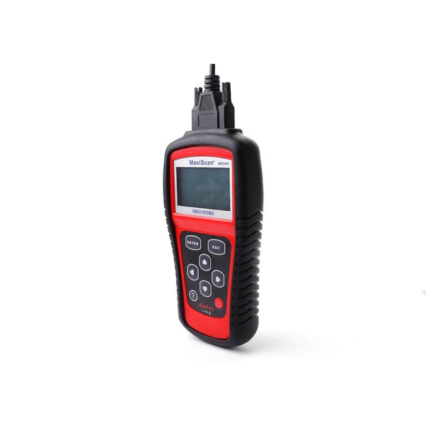 Autel MaxiScan Car Code Reader MS509 OBDII OBD auto OBD2 Scanner Code Reader Live Data Prints data via your PC! Diagnostic tools(China (Mainland))