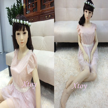 Anime Love Dolls Japanese Sex Doll 145cm Real Organ Sex Dolls Man Sex Toys with Skeleton