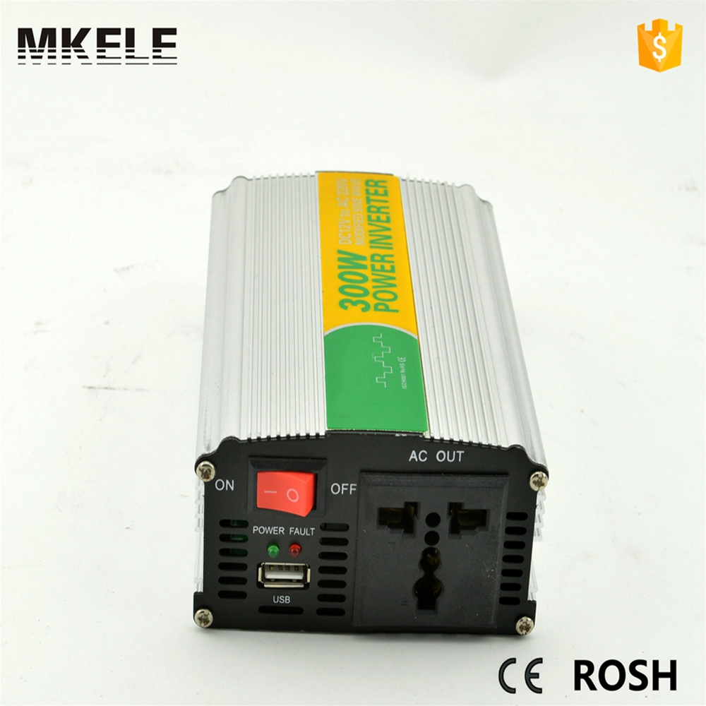 MKM300-122G modified sine wave power inverter dc 12v ac 220v 300w power inverter dc 12v ac 220v circuit diagram for home using(China (Mainland))