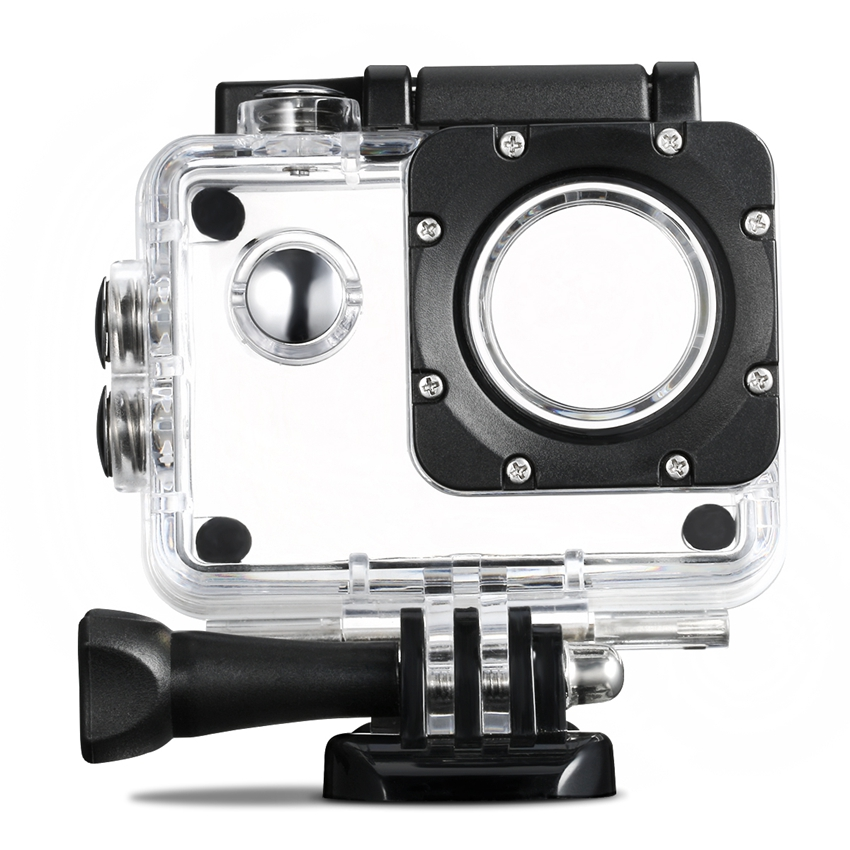 30 Meters Underwater Waterproof Protective Housing Case Diving Sports Camera Box for SJ4000 and SJ4000 WIFI Action Camera(China (Mainland))